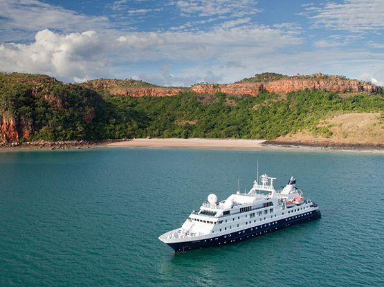 Orion Cruises.