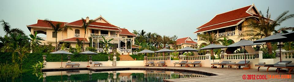 SLH property, Luang Say Residence, Laos.
