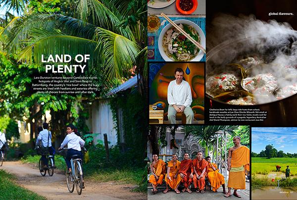 Delicious Magazine —Land of Plenty
