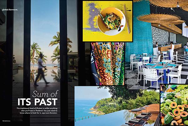 Delicious Magazine —Phuket