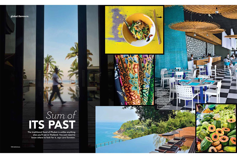 Delicious Magazine —Phuket. Lara Dunston.