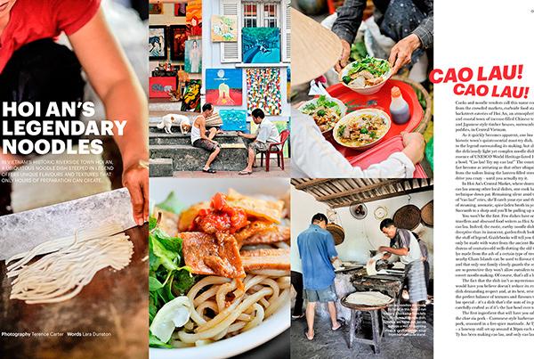 Feast Magazine —Hoi An's Legendary Noodles